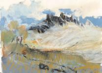 Burg bei Toledo