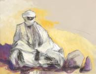 Tuareg am Mandarasee