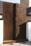 Mahnmal/Denkmal mit den Namen der Gefallenen und Vermissten, der politischen Opfer, St. Georgen ob Judenburg